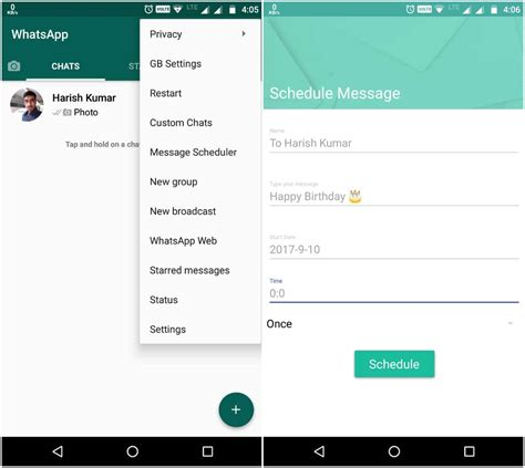 message apk gbwhatsapp apk version 5 80 official