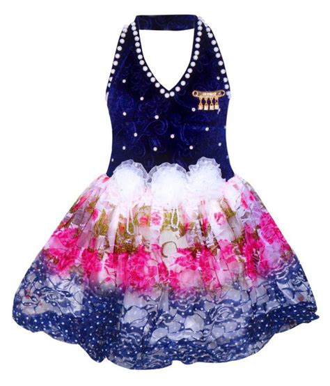Dress Of The Day B With G Baby Doll Dress by Mpc Fashion Baby S Velvet And Net Dress Buy