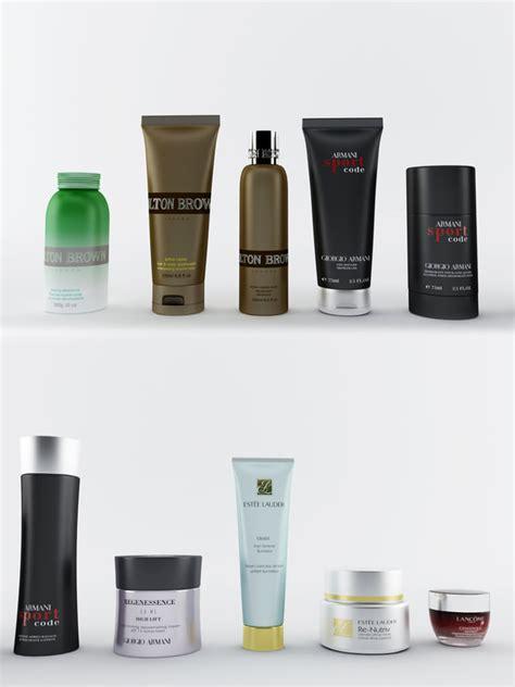 Ransel Fashikn Set Db Series cosmetics bathroom set 3d 3ds