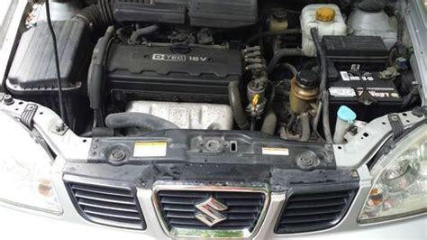 2005 Suzuki Forenza Engine For Sale Purchase Used 2005 Suzuki Forenza Lx Sedan 4 Door 2 0l In