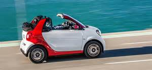 new cars reviews 2017 smart fortwo cabrio new car reviews grassroots