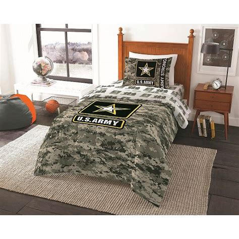 camo twin bedding united states army camouflage comforter green twin