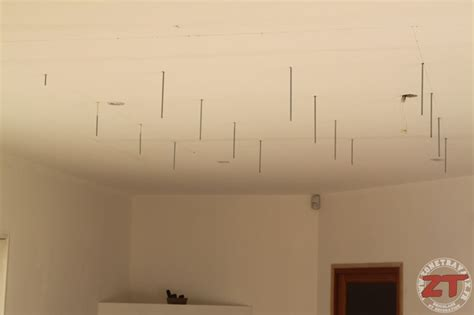 Comment Faire Un Faux Plafond 4055 by Brico Cr 233 Ation D Un Faux Plafond Avec Ruban Led Et Spots