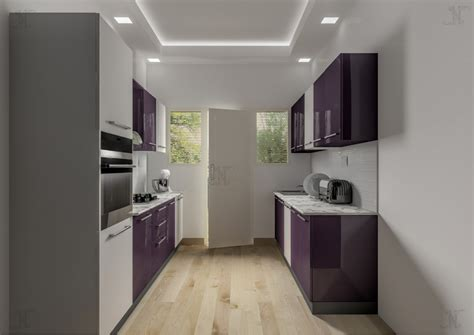 Parallel Kitchen Design Dynasty Furnitures Kitchens