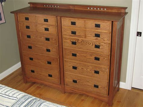 Mission Dresser Plans by Mission Style Dressers Plans Free