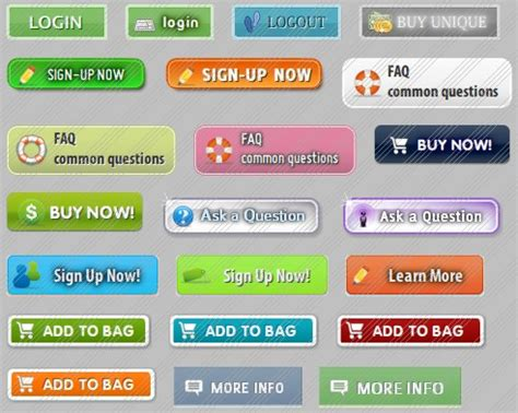Design Html Buttons Online | free web page menu download free buttons org