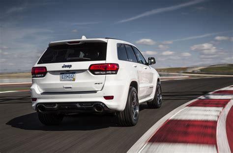 2015 jeep grand srt gets power boost