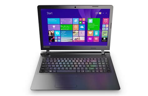 Notebook Lenovo Ideapad 100 by Ideapad 100 Is A New Cheap Laptop From Lenovo
