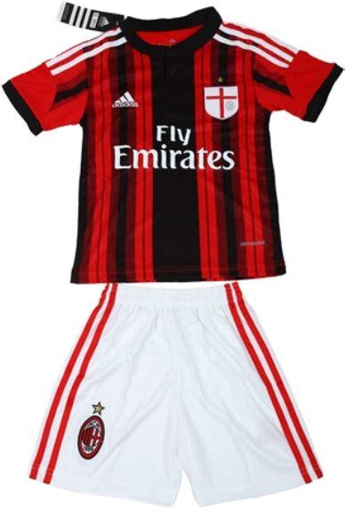 Promo Jersey Ac Milan Home 2014 2015 Grade Ori Promo jersey ac milan home 2014 2015 big match jersey toko grosir dan eceran jersey grade