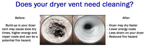 residential dryer vent cleaning giving excellence
