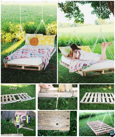 pallet swing instructions 17 best ideas about pallet swing beds on pinterest