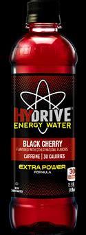 h power energy drink caffeine in hydrive power