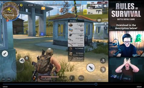 rules of survival rules of survival first 300 player battle royale game on