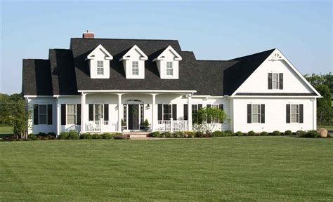 plans rt open floor home the classic cape cod and hi