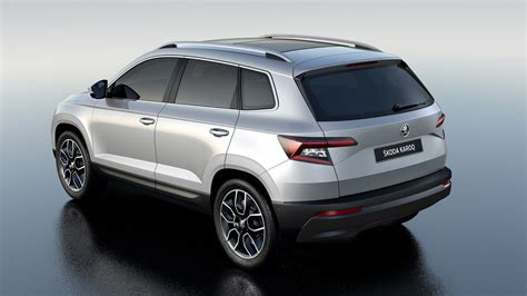 all new skoda karoq suv announced expected to replace the