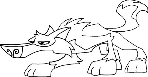 coloring page arctic wolf animal jam coloring pages colotring pages coloring pages