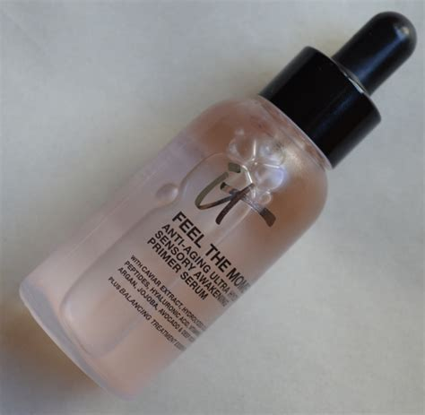 Serum Moment it cosmetics feel the moment anti aging primer serum review