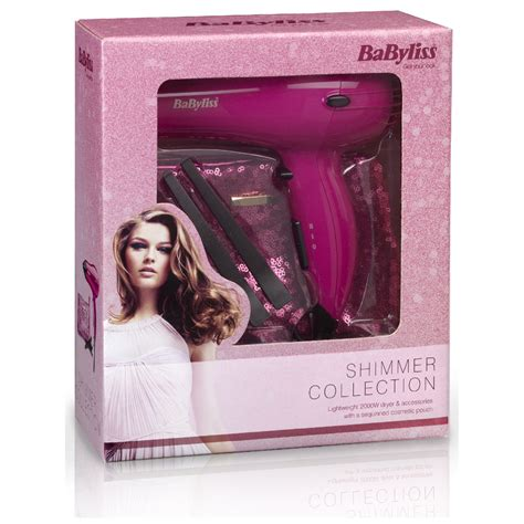 Hair Dryer Set babyliss limited edition hair dryer gift set livraison