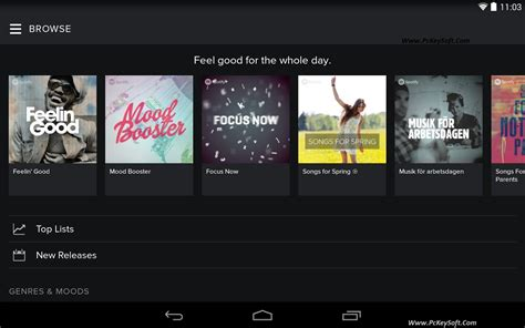 spotify tablet apk spotify premium apk hack v 8 0 version