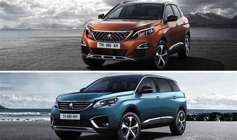 peugeot 4x4 models peugeot announce versions of their 3008 and 5008 suv s