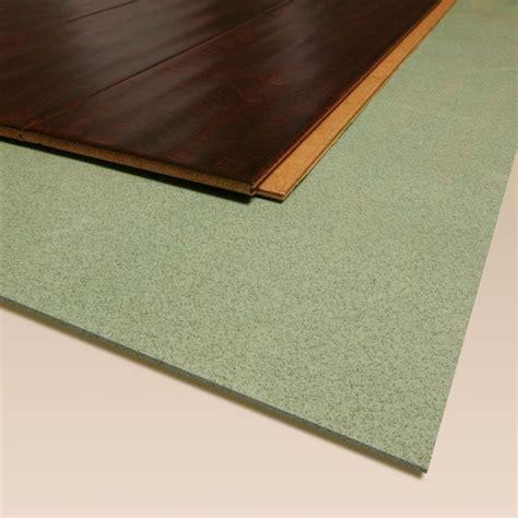 Hardwood Flooring Underlayment by Silencer Eco Plus Underlayment 100sf Roll Underlayment For