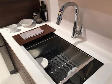 in sink dishwasher whirlpool s kitchen of the future a hub of adaptive