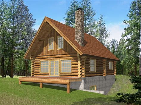House Pla Cottage Cabin Plans Canada Home Deco Plans