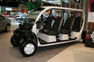 Electric Cars For Sale Houston Cart Rite Crafts Out Graceful Green Electric Vehicles