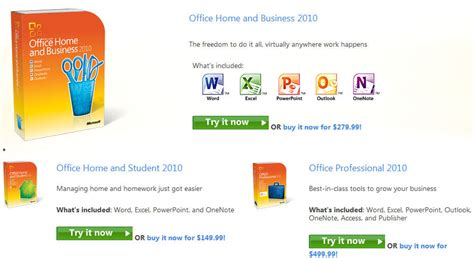 Microsoft Office 2010 Trial by Microsoft Office 2010 Professional Trial Version
