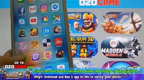 tutorial hack xmod clash royale hack xmod clash royale hack free zip giga
