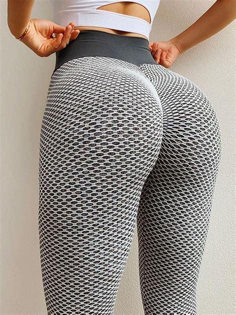 women tik tok selling sexy leggings booty yoga pants