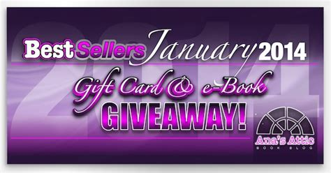 best seller 2014 january 2014 best sellers with giveaway s attic book