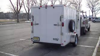 bug out vehicle cargo trailer stealth camper part 1 youtube
