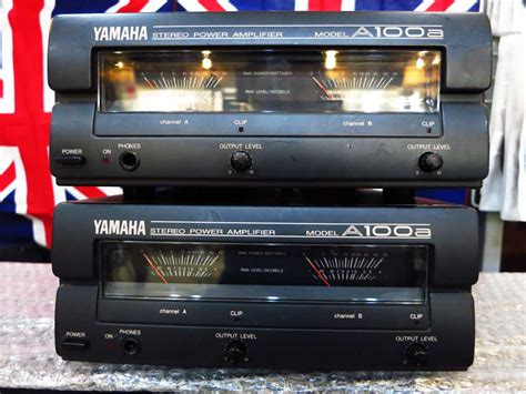Audio Power Lifier Yamaha 100w yamaha a100a 100w power sound best performance for all ns 10 series 435921