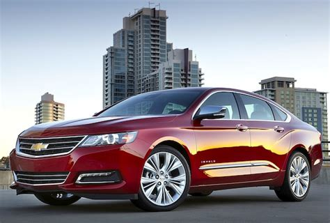 usa 2013 expect the new chevrolet impala to take a dive