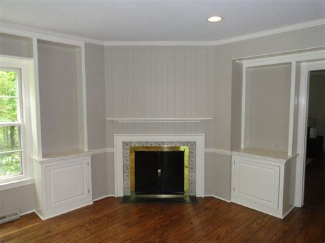Wainscoting Painting by Painting Wood Paneling Mrakich Painting
