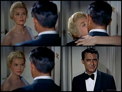 to catch a thief to catch a thief 1955 the blonde at the film