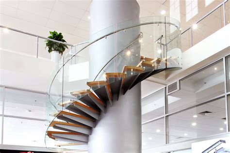 Staircase Balustrade by Domestic Curved Stairs Gallery