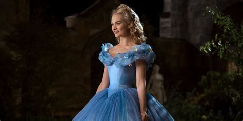 cinderella film waist people are freaking out over cinderella s tiny waist in