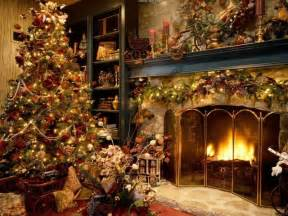 Christmas Fireplace Decorating Ideas Old Fashioned Christmas With Fireplace Decorating Ideas