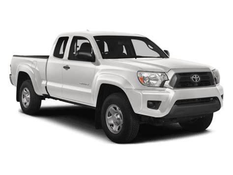2015 Toyota Tacoma Access Cab New 2015 Toyota Tacoma Access Cab In Birmingham 066393