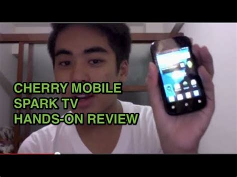 themes for android cherry mobile spark tv cherry mobile spark tv hands on youtube