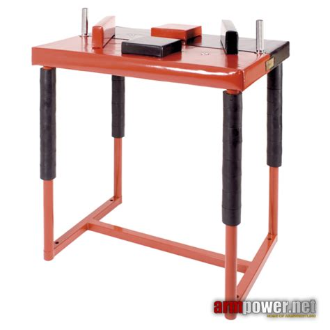 arm table mazurenko armwrestling tables