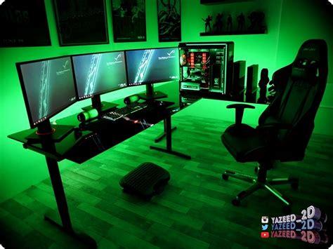 Desk Chair For Gaming Setup Gamer Mais 201 Pico De Todos