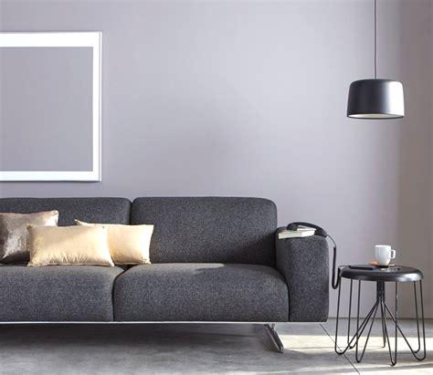 Salon Avec Canap Noir by Deco Canape Noir Fauteuil Helline Dco Tissu Noir Et