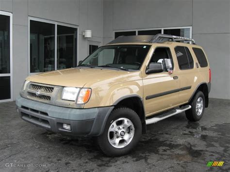 2001 khaki beige nissan xterra xe v6 6955130 gtcarlot car color galleries