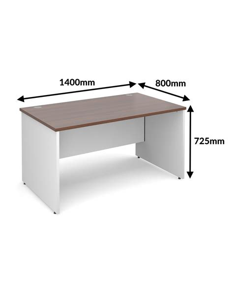 Office Desk Size Office Desk Dimensions Standard Office Office Desk Sizes
