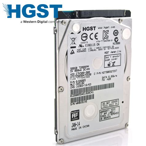 Disk Hgst 500gb Hgst Brand New Computer 500g 500gb Laptop Notebook Disk Drive Harddisk Hdd 7200rpm