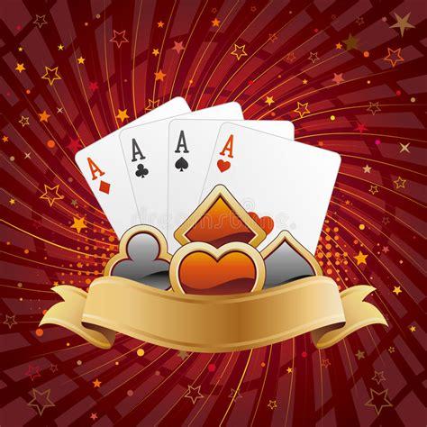 casino background stock vector illustration  pattern
