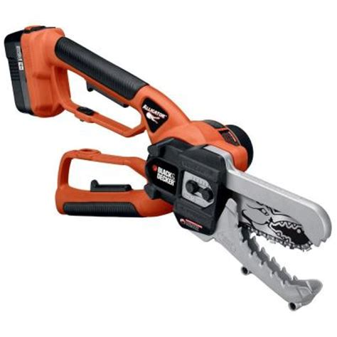 black decker alligator 6 in 18 volt cordless electric